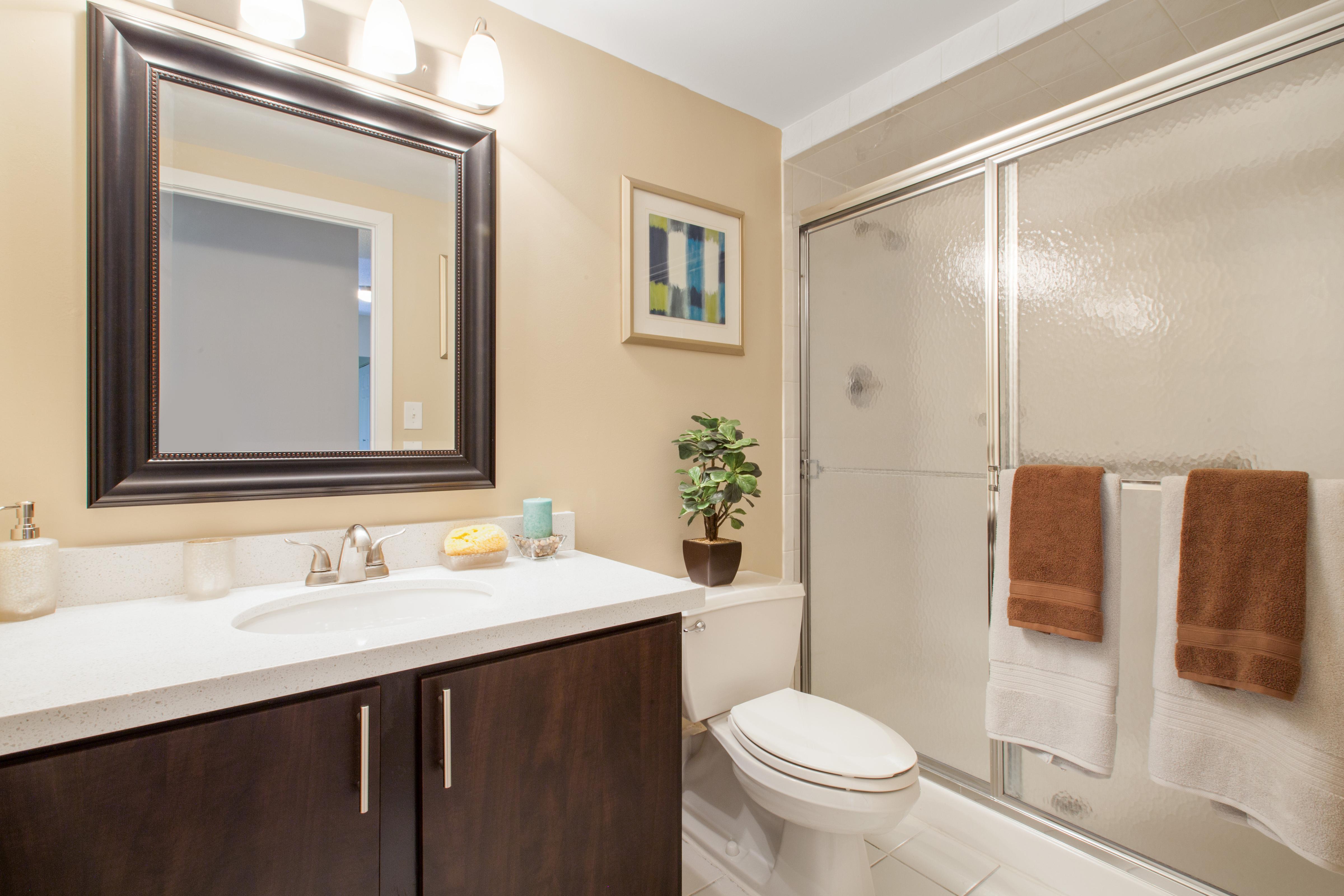 Prospect Place Apartments Bathroom