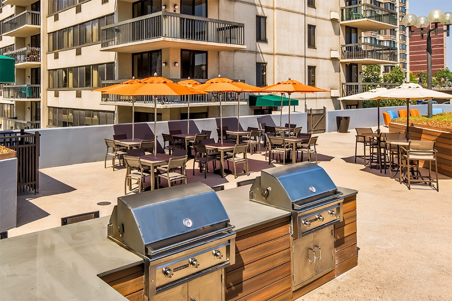 Prospect Place - Grills