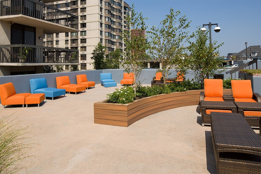 Prospect Place - Outdoor Lounge