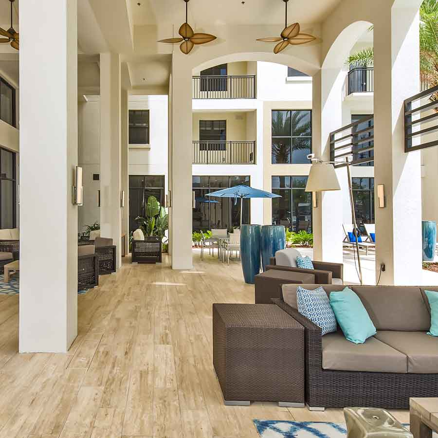 New Luxury Downtown Tampa, Florida Apartments