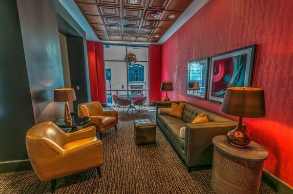 Hip Lobby Lounge
