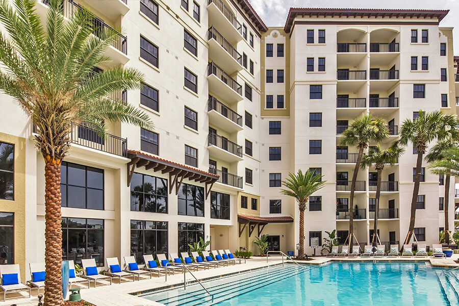 2 Bayshore |New Luxury Downtown Tampa, Florida Apartments For Rent