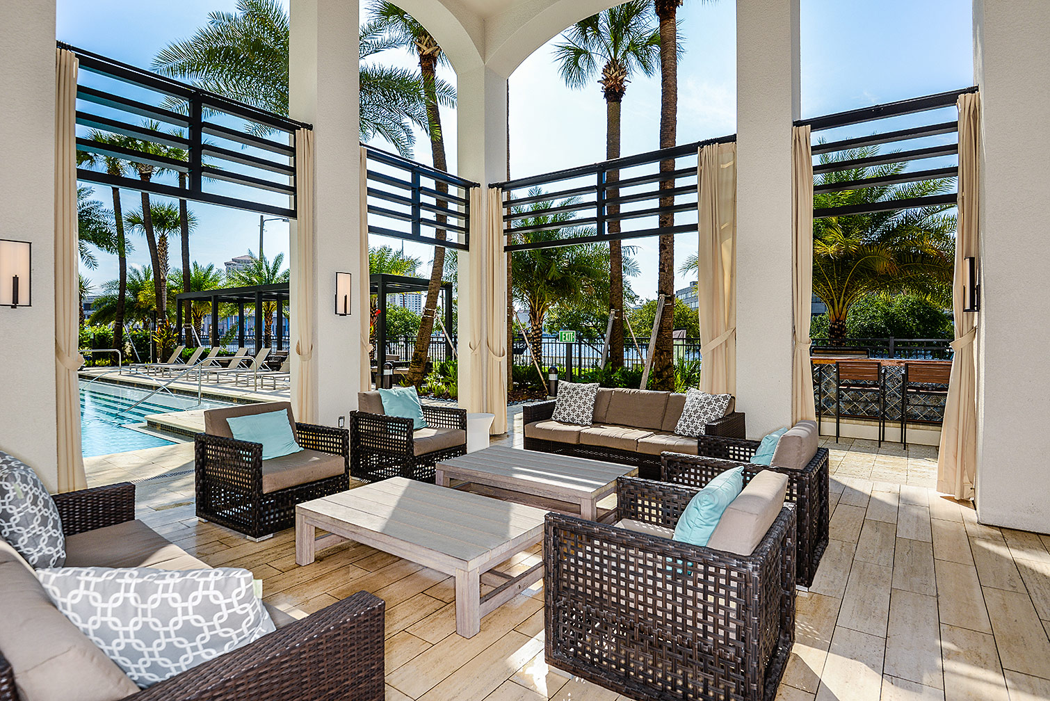 2 bayshore new luxury downtown tampa florida apartments
