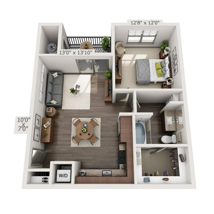 Luxury Apartments In Littleton